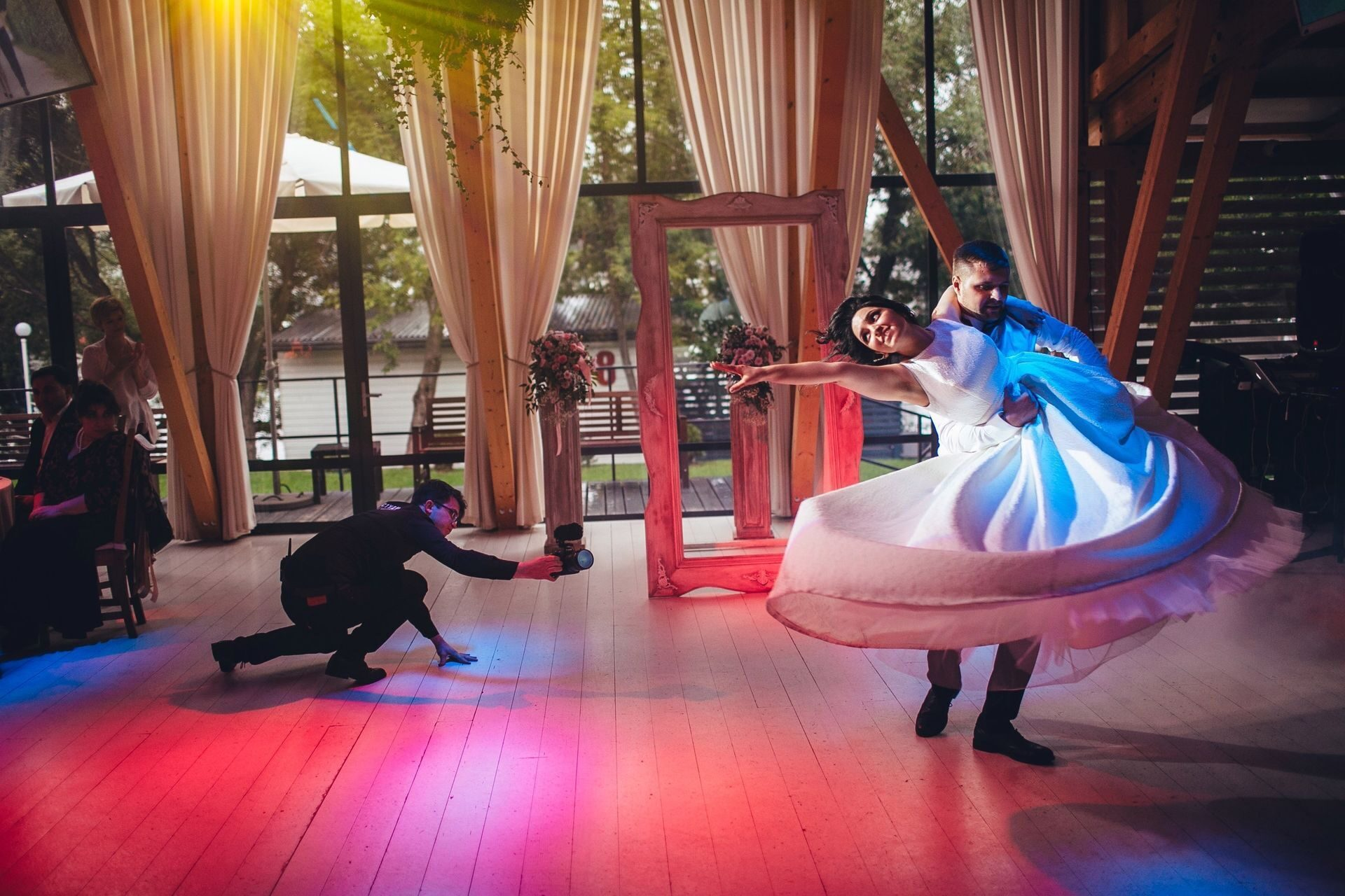 Денис свадьба танцы