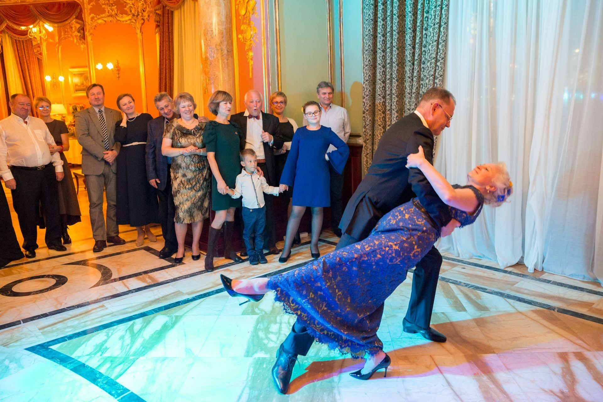 Танец на годовщину свадьбы